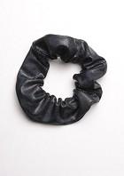 Haarwokkel wetlook olieglans zwart HO001