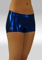 Hotpants marine wetlook W758ma