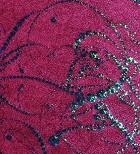 Wetlook roze-turquoise SW-534
